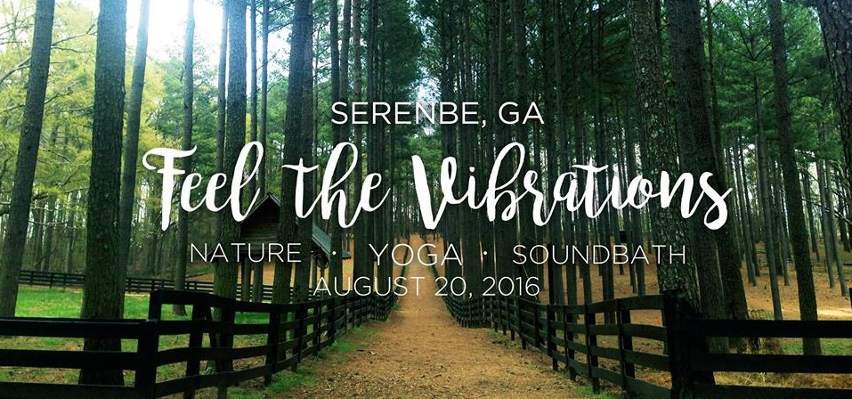 Feel The Vibrations 1 Day Yoga Retreat